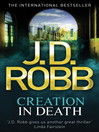 Creation in Death (eBook): In Death Series, Book 30